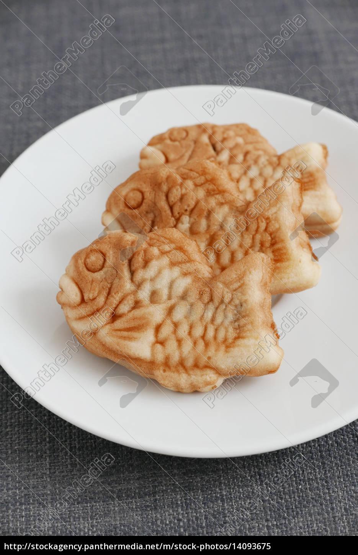 taiyaki, , japanese, fish, shape, cake - 14093675