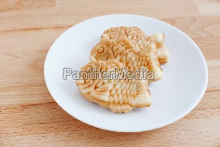 taiyaki, of, japanese, traditional, baked, sweets - 14093623