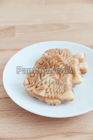 taiyaki, of, japanese, traditional, baked, sweets - 14093633