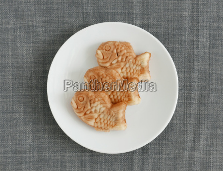 taiyaki, of, japanese, traditional, baked, sweets - 14093663
