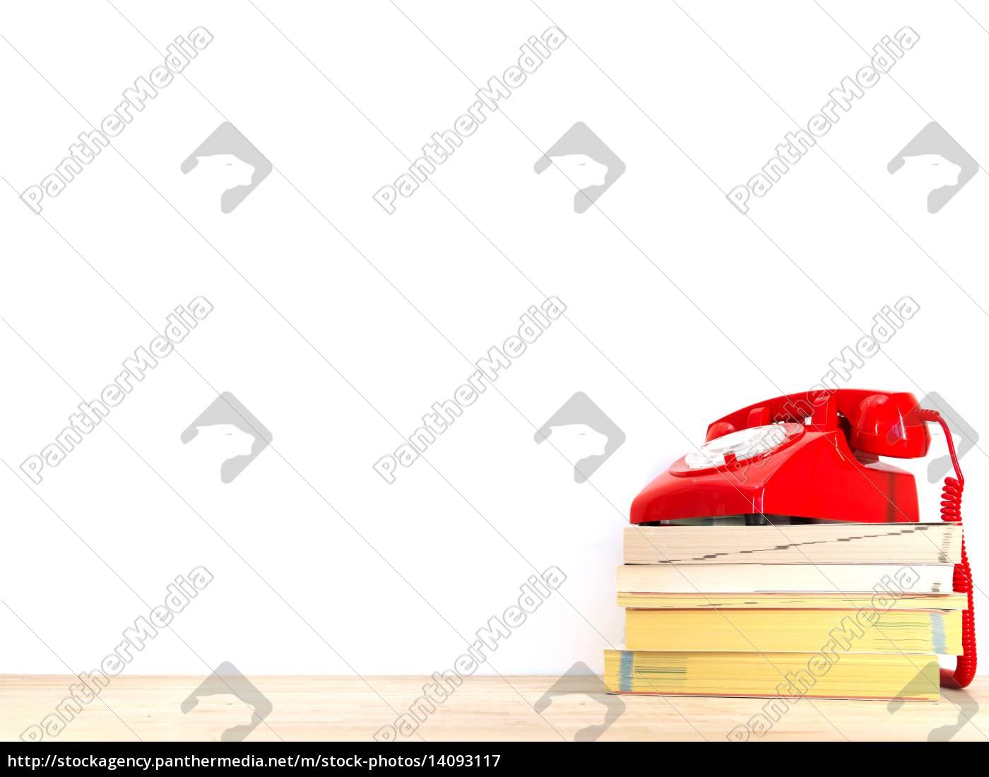 vintage, telephone - 14093117