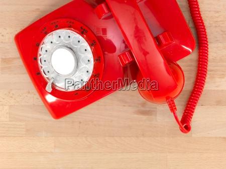 vintage, telephone - 14093155