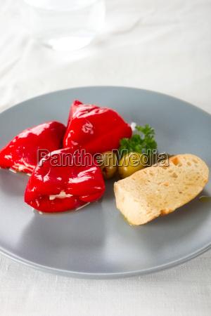 feta, stuffed, peppers - 14094213