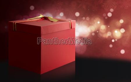 gift, box, over, a, red, and - 14094989