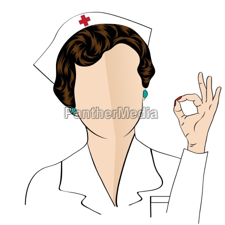 beautiful, friendly, and, confident, nurse - 14095919
