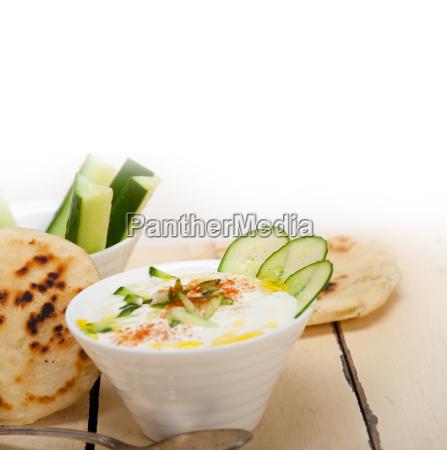 arab, middle, east, goat, yogurt, and - 14097703