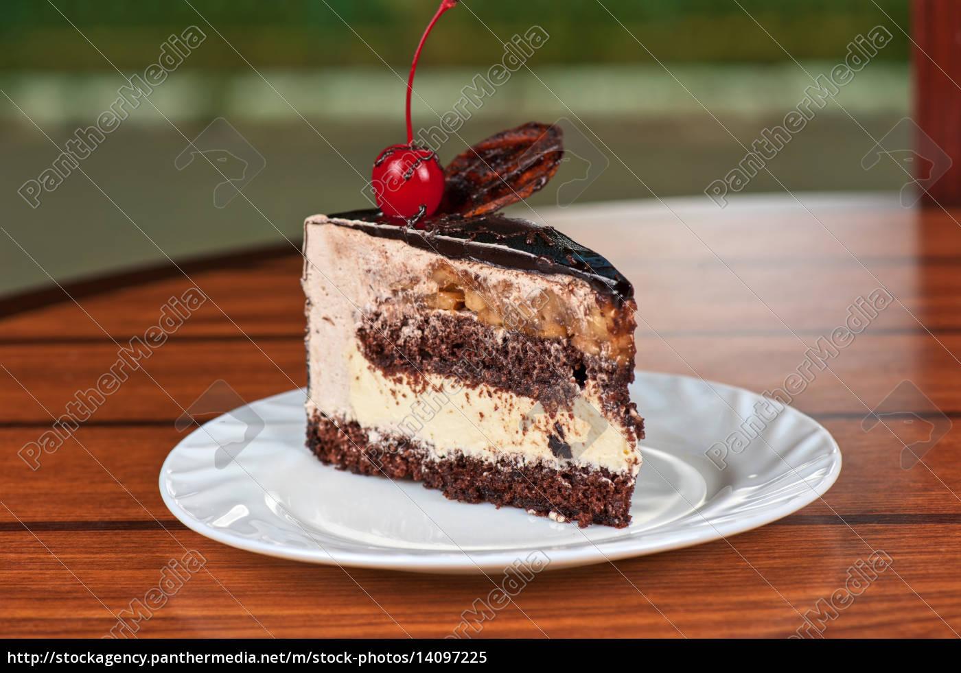 cake, piece - 14097225
