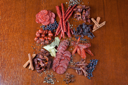 meat, and, sausages - 14097219
