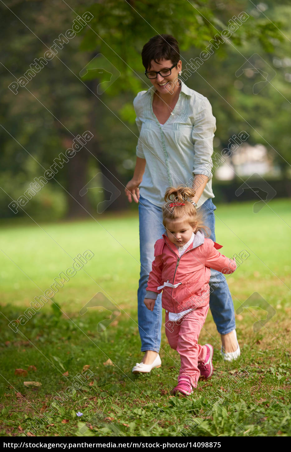 happy, family, playing, together, outdoor, in - 14098875