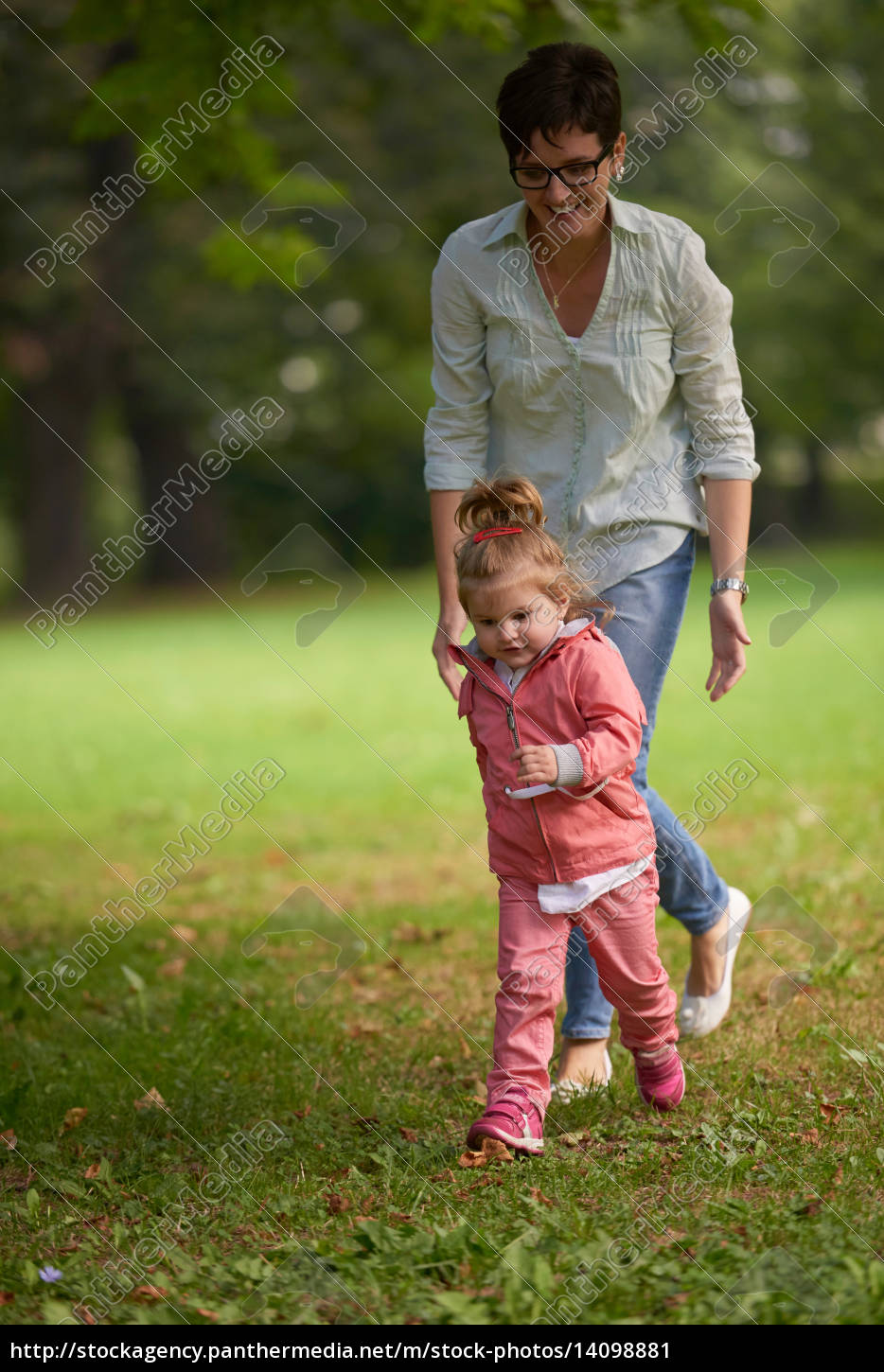 happy, family, playing, together, outdoor, in - 14098881