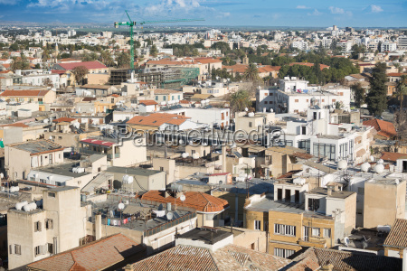 nicosia, city, view - 14099517