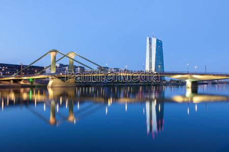 new european central bank ecb building