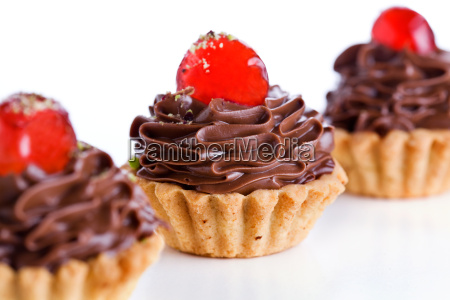 small, chocolate, pies - 14100471