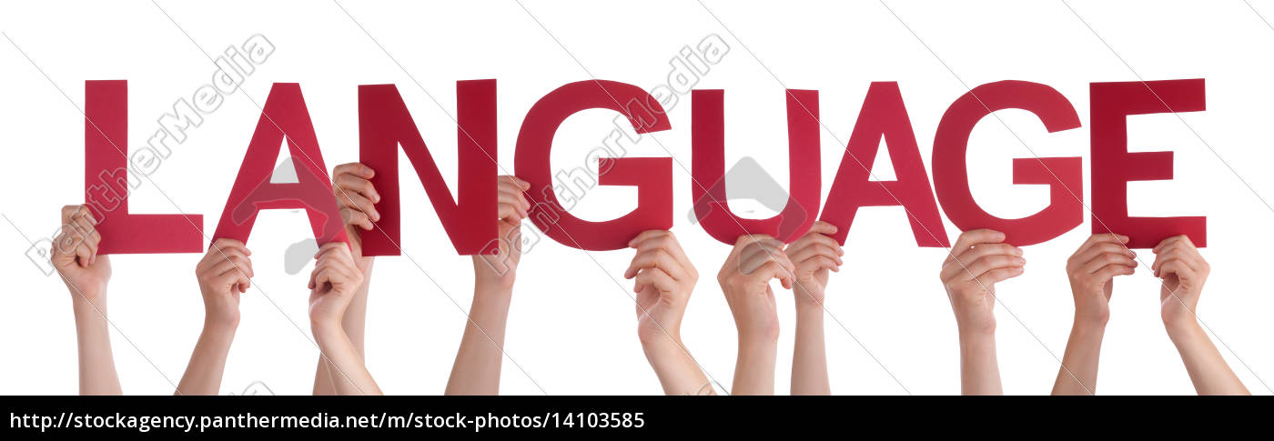 people, hands, holding, red, straight, word - 14103585