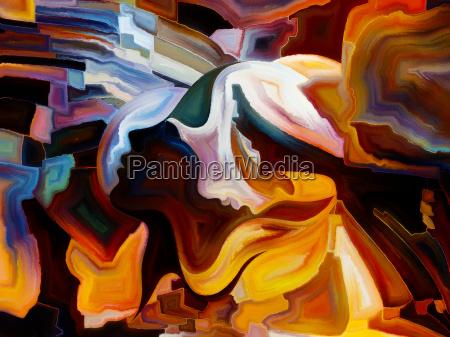 kiss of inner paint