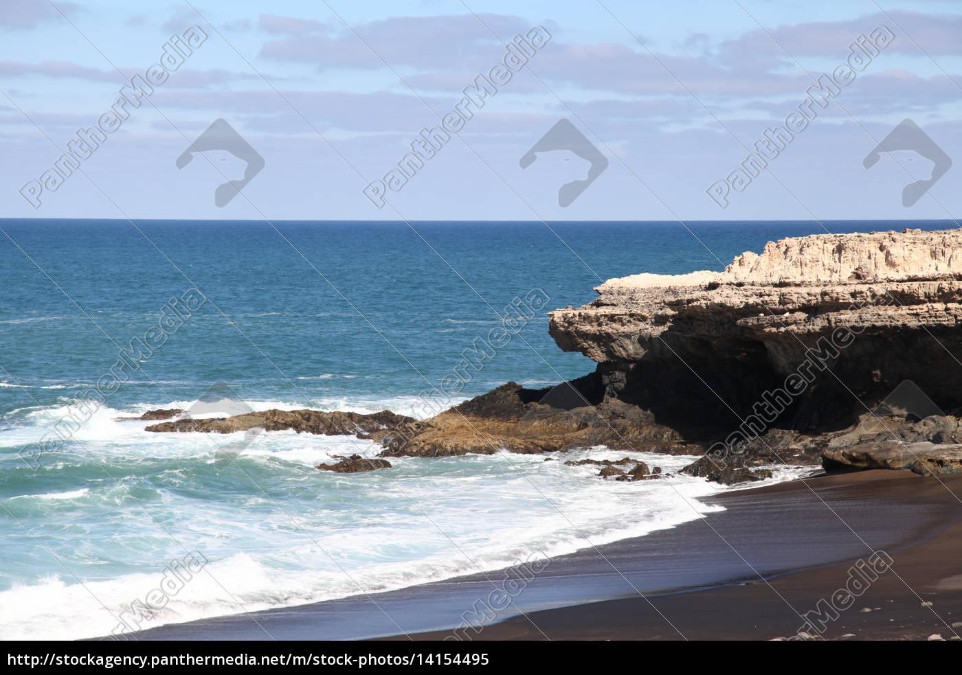 atlantic ocean, salt water, sea, ocean, water, canary islands - 14154495