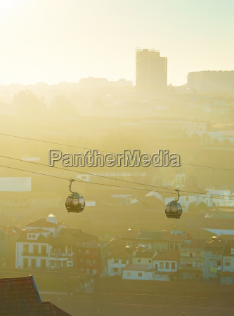 portugal cable car