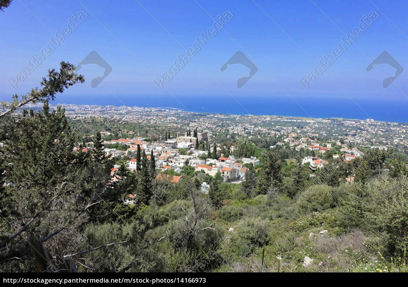 north, cyprus, -, bellapais, girne- - 14166973