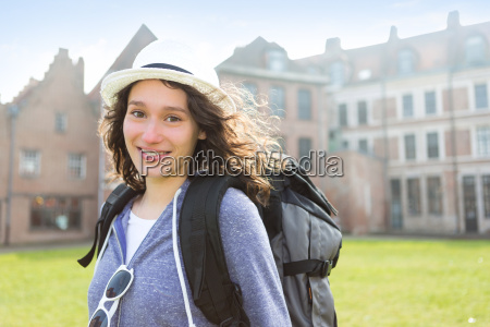 view, of, a, young, attractive, woman - 14176213