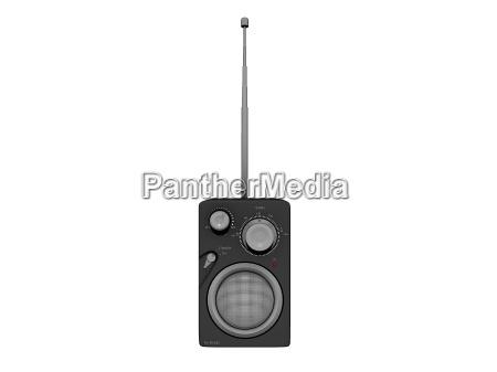 optional radio receiver