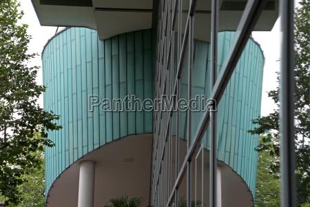 modern architecture in braunschweig