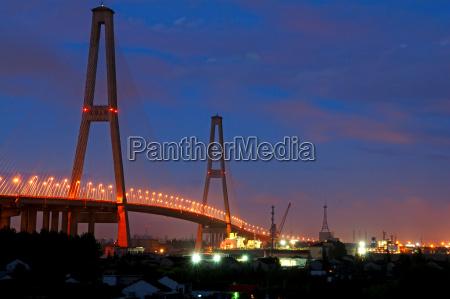 xupu bridge shanghai