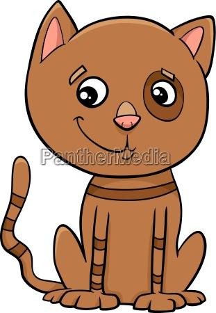 cat, kitten, cartoon, illustration - 14207587