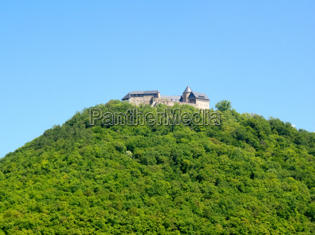 castle waldeck on the edersee