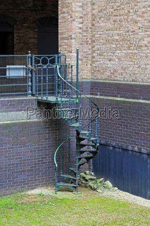 stairway helix