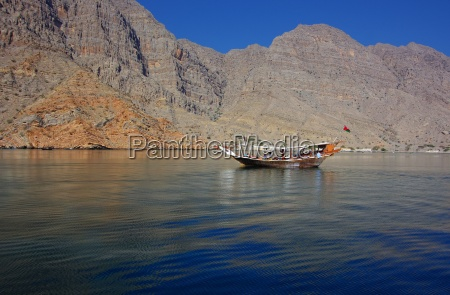 ride on the dhow in the