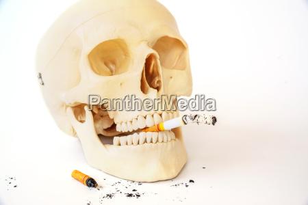 smoking kills stop smoking smoking concept
