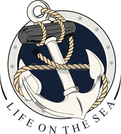 naval anchor