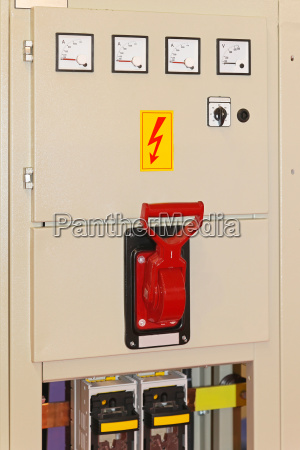 main power switch