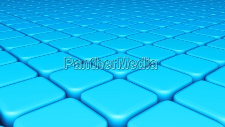 modern abstract background blueish cubes background