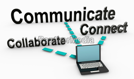 communicate and collaborate