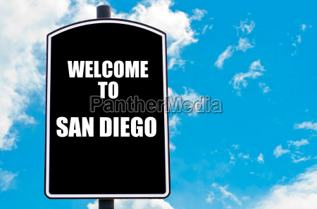welcome to san diego