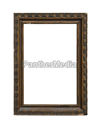 old grunge frame