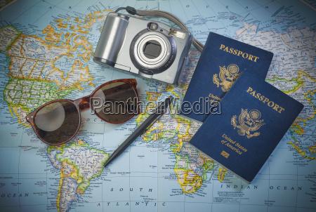 passports to world travel