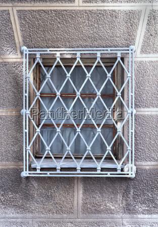 window fence
