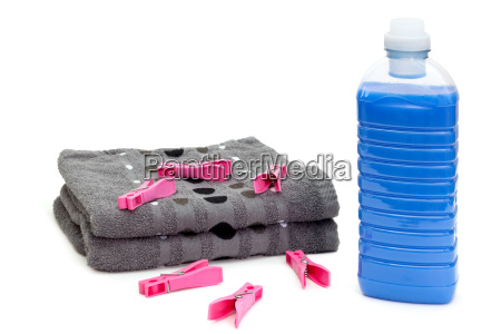 detergents with clothes pegs
