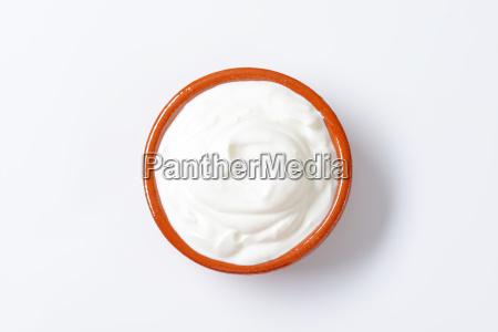 white, yogurt - 14322347