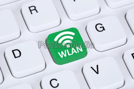 wlan oder wifi hotspot verbindung internet