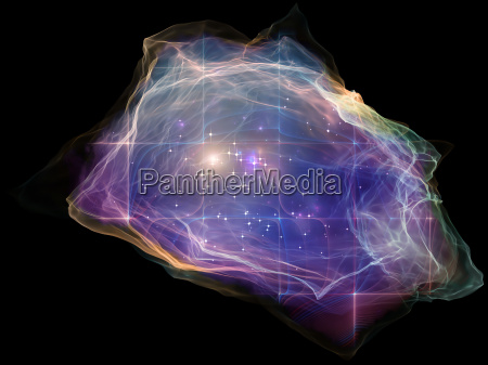 colorful mind particle