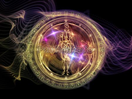 visualization of sacred geometry