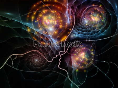 unfolding of thought network