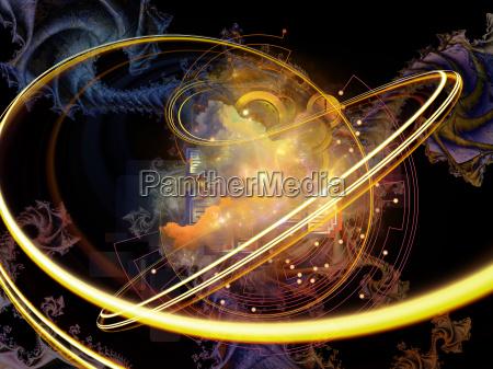 fractal mechanics backdrop