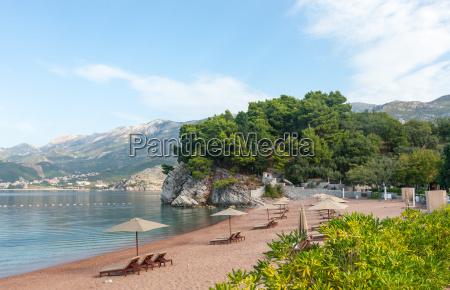 royal beach of montenegro