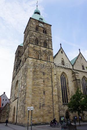 former collegiate church sankt johann