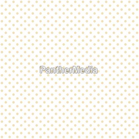 seamless background yellow dots