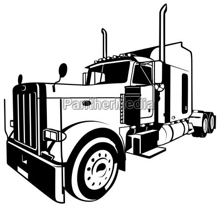 american truck